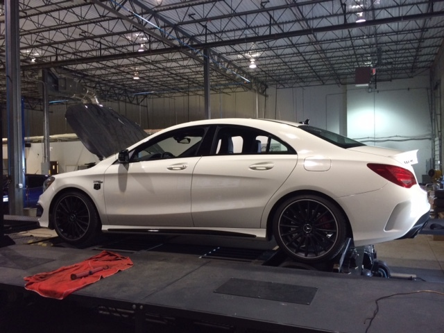 2014 mercedes benz cla45 amg pictures mods upgrades for Mercedes benz cla45 amg 0 60