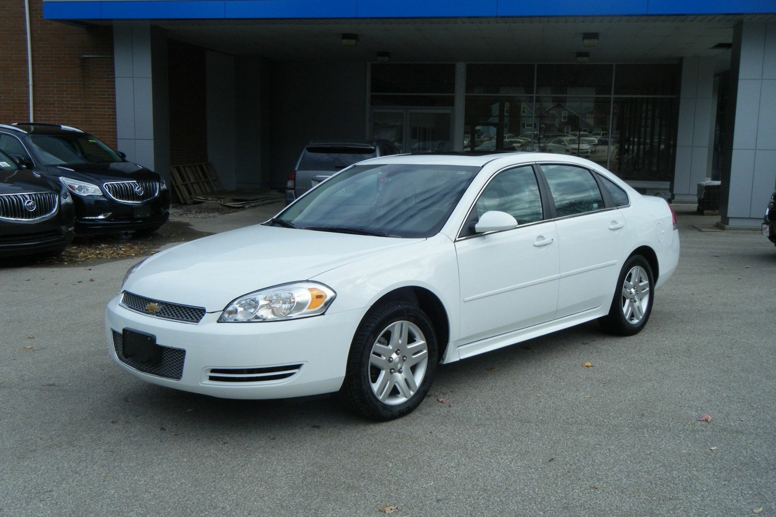 stock 2013 chevrolet impala lt 1 4 mile trap speeds 0 60. Cars Review. Best American Auto & Cars Review