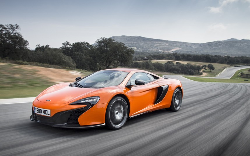 2015 ORANGE McLaren 650S  picture, mods, upgrades