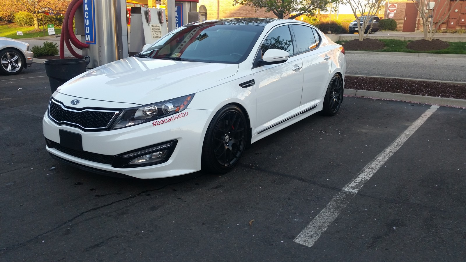 SWP 2013 Kia Optima SXL