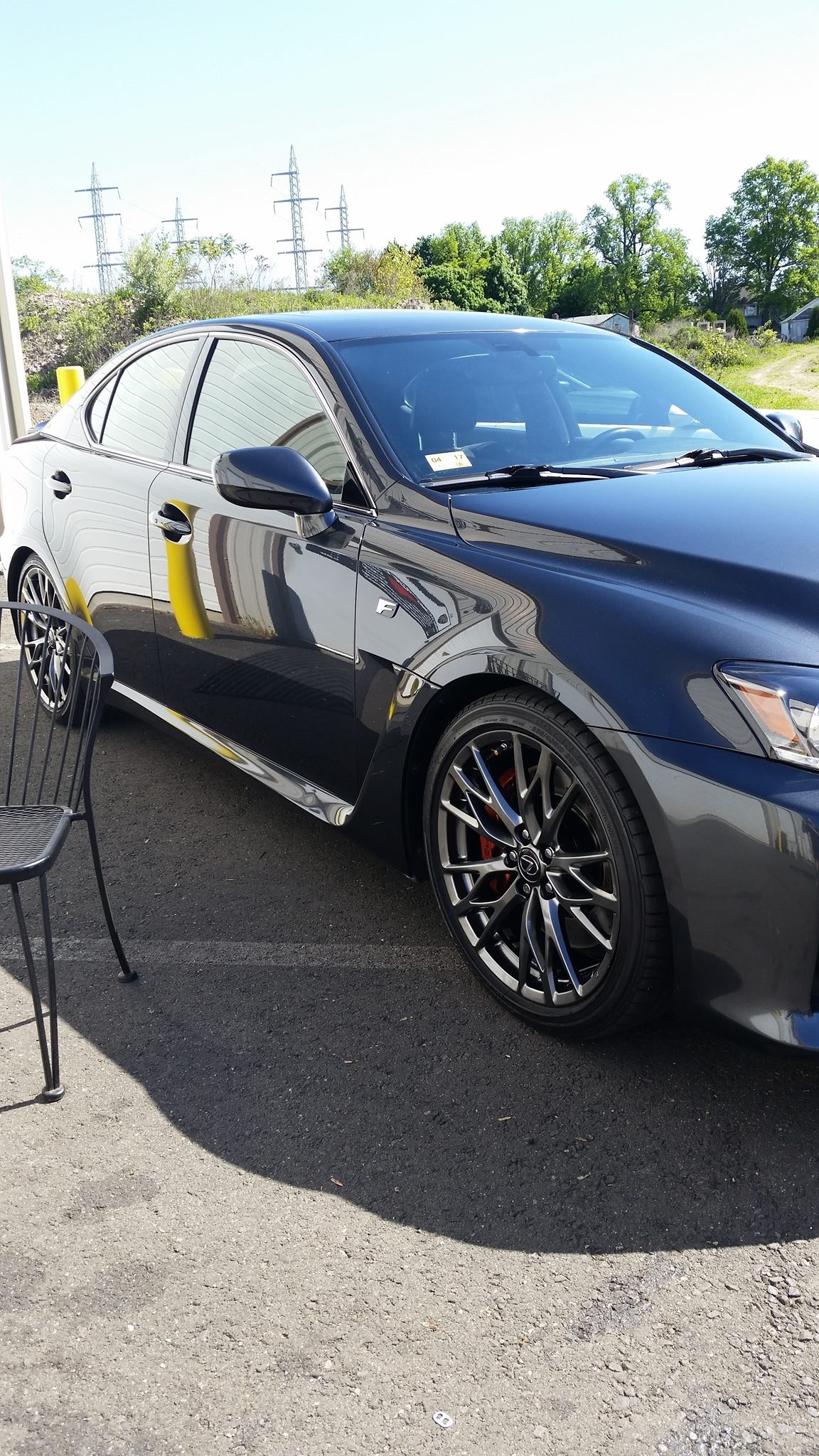 Sgm  2011 Lexus IS-F