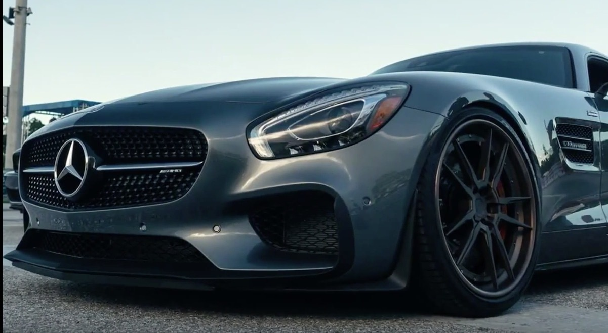 2015 Silver Mercedes-Benz AMG ADV1 RENNtech picture, mods, upgrades