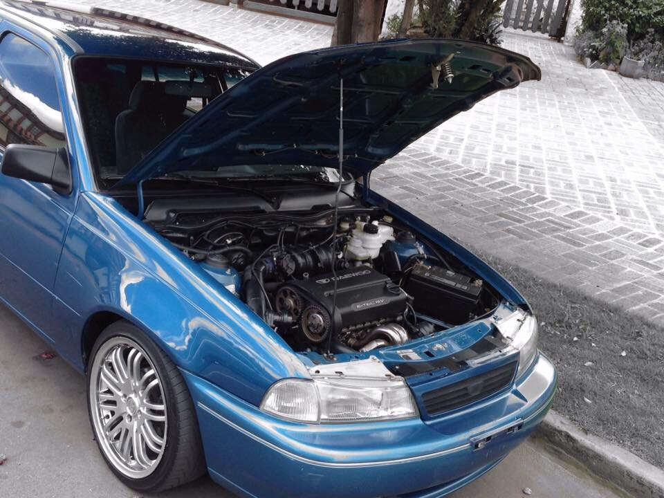 1 4 Mile Times >> 1998 Daewoo Cielo BX 1/4 mile trap speeds 0-60 - DragTimes.com