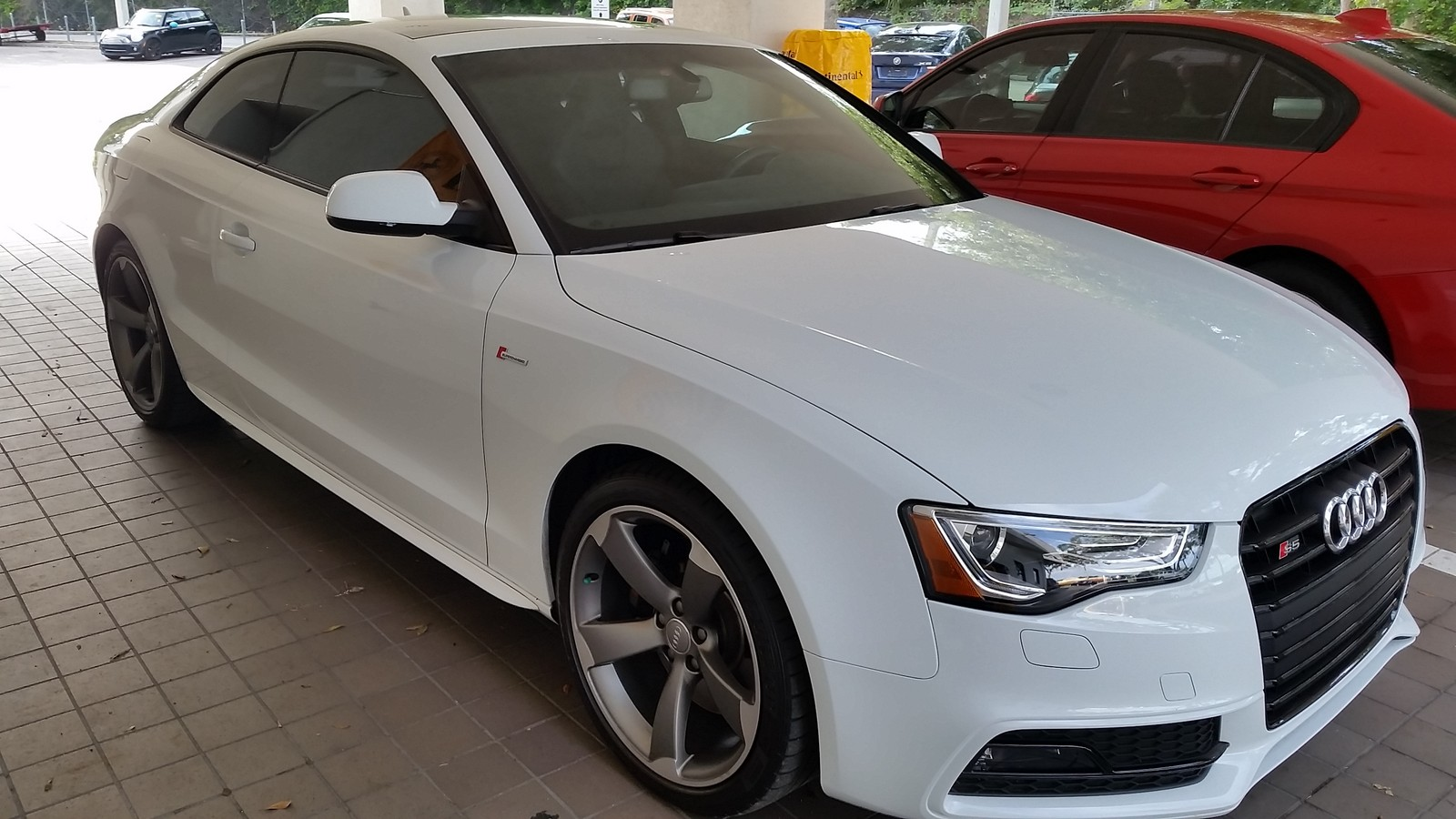 2014 Audi S5 1 4 Mile Drag Racing Timeslip Specs 0 60