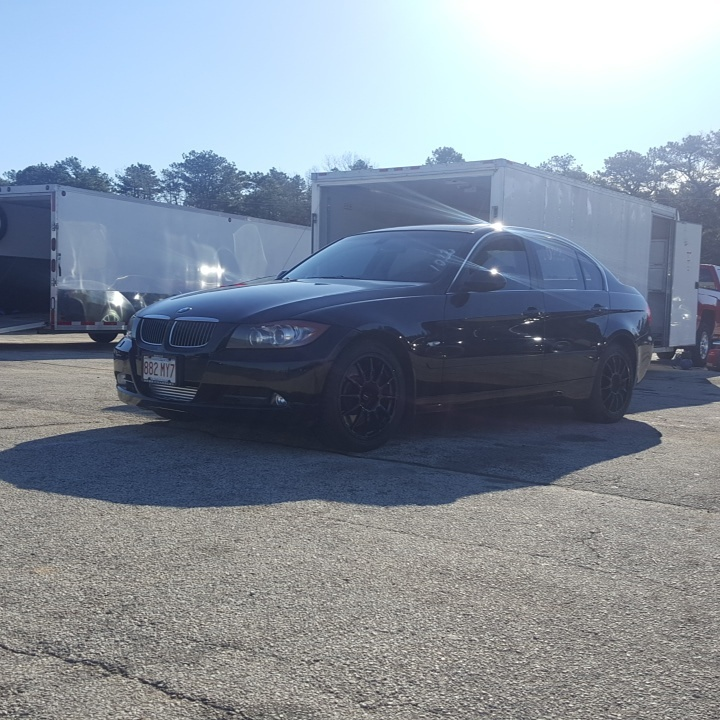 Bmw Xi Vs I: 2008 BMW 335xi 1/4 Mile Drag Racing Timeslip Specs 0-60