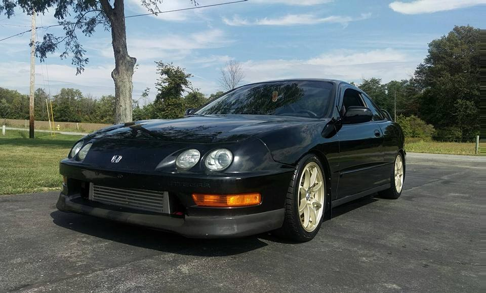 1998 Acura Integra GSR Specifications submited images.