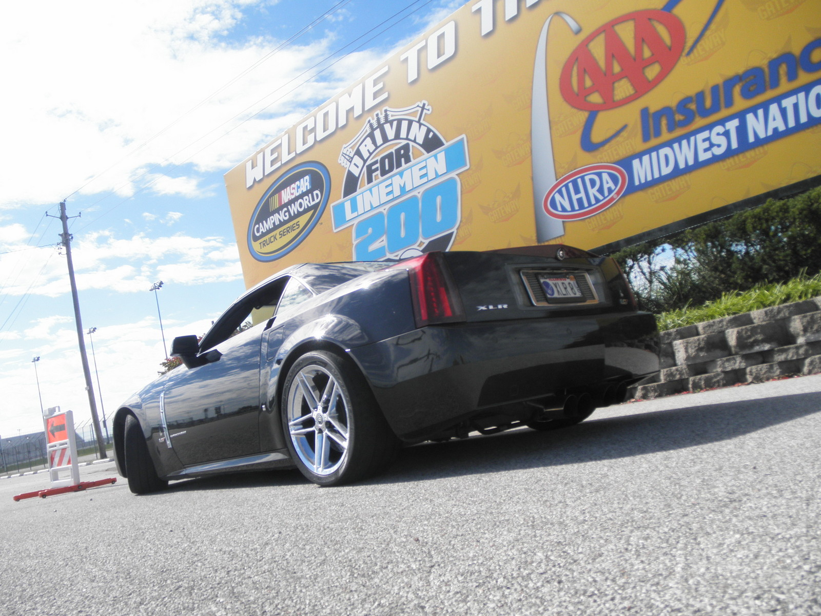 2006 Black Cadillac XLR-V  picture, mods, upgrades