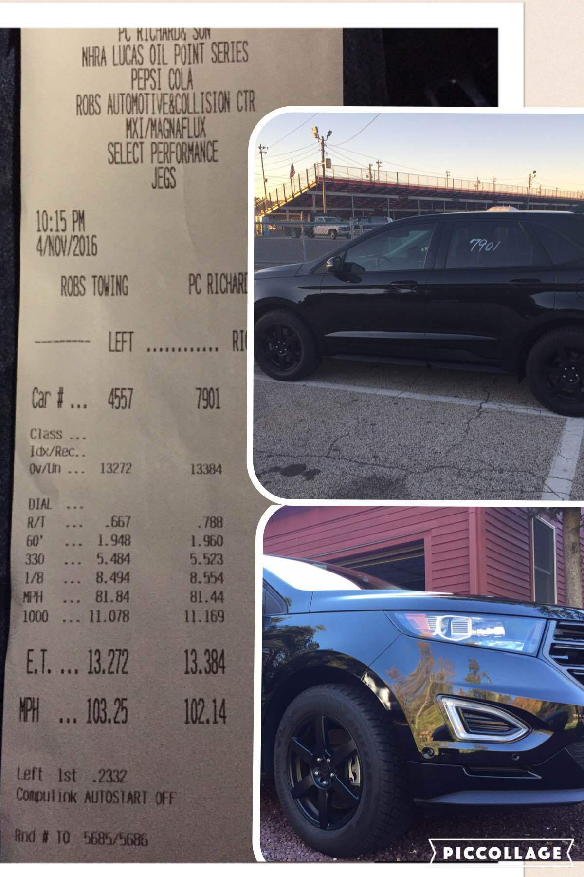 2015 Ford Edge Sport AWD - 93