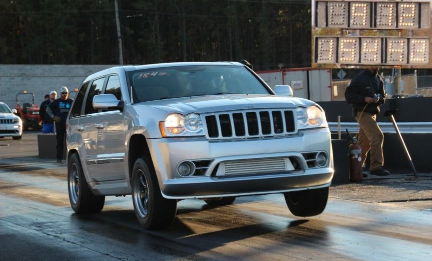 2006 Bright Silver Mettalic Jeep Cherokee SRT8  picture, mods, upgrades