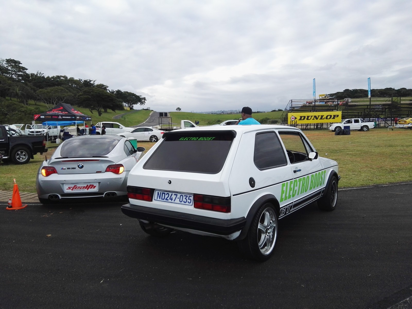 White 1982 Volkswagen Rabbit GT