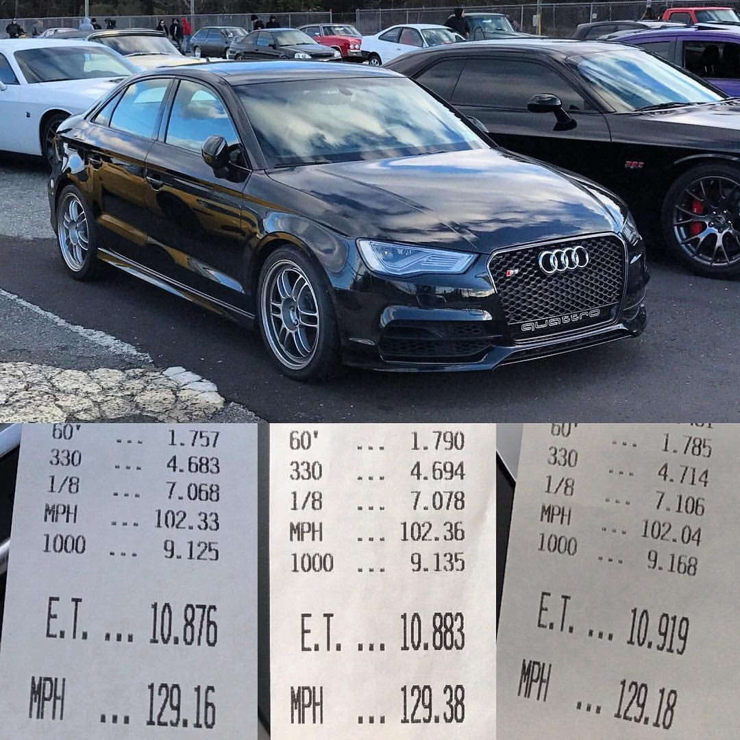 Mythos Black  2016 Audi S3 PP