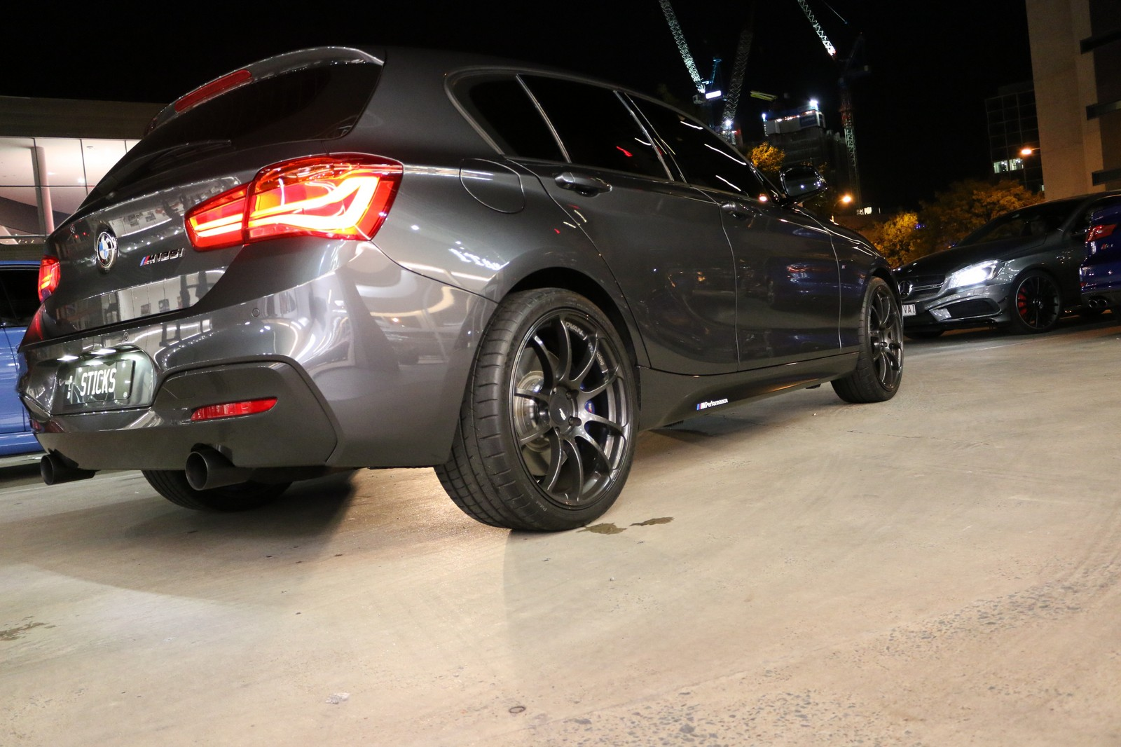 2015  BMW M135i  picture, mods, upgrades