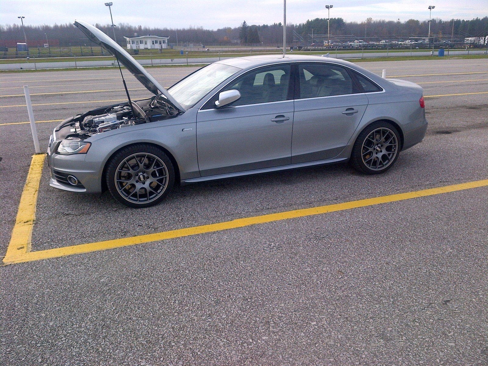 2010 Quartz Grey Audi S4  picture, mods, upgrades