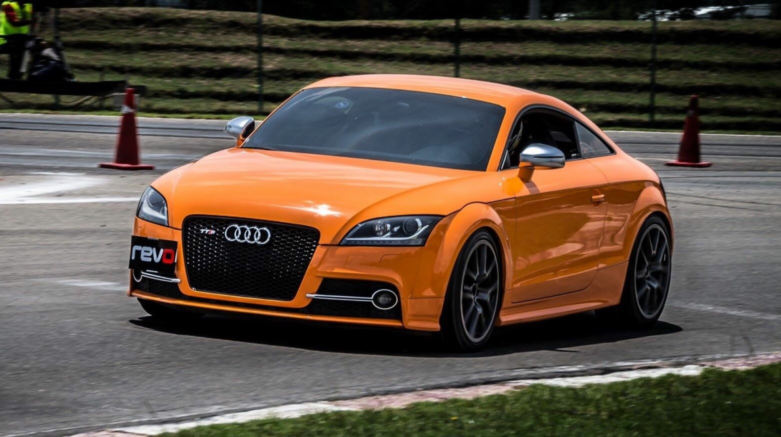 2012 Orange Audi TT S picture, mods, upgrades