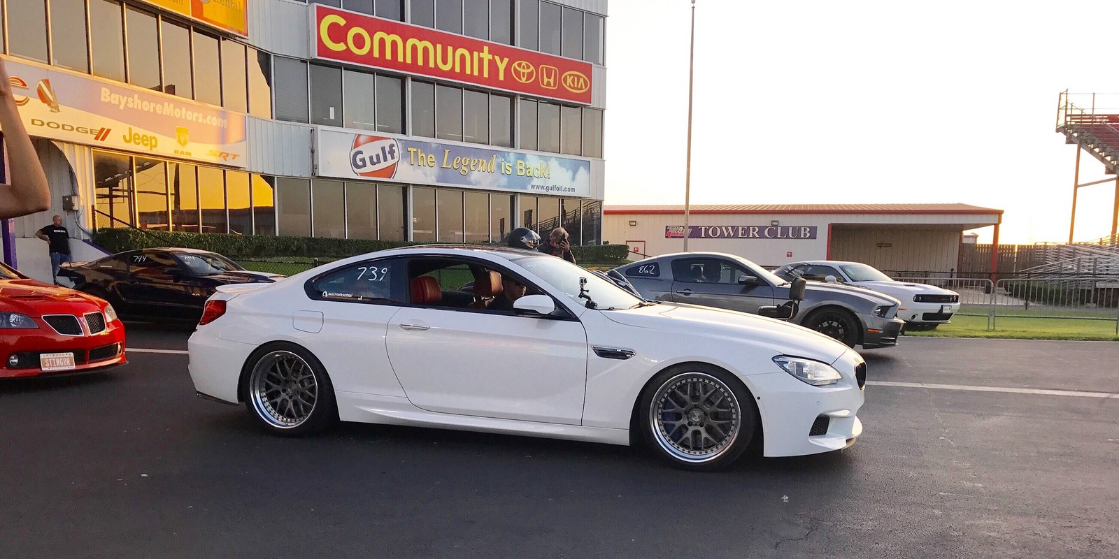 2014 White BMW M6  picture, mods, upgrades