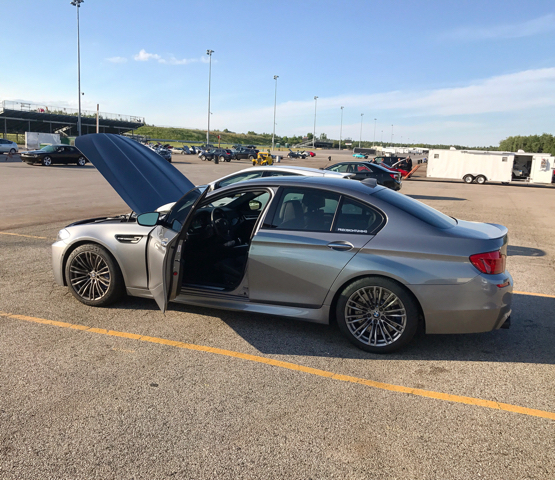 2013 space grey BMW M5  picture, mods, upgrades