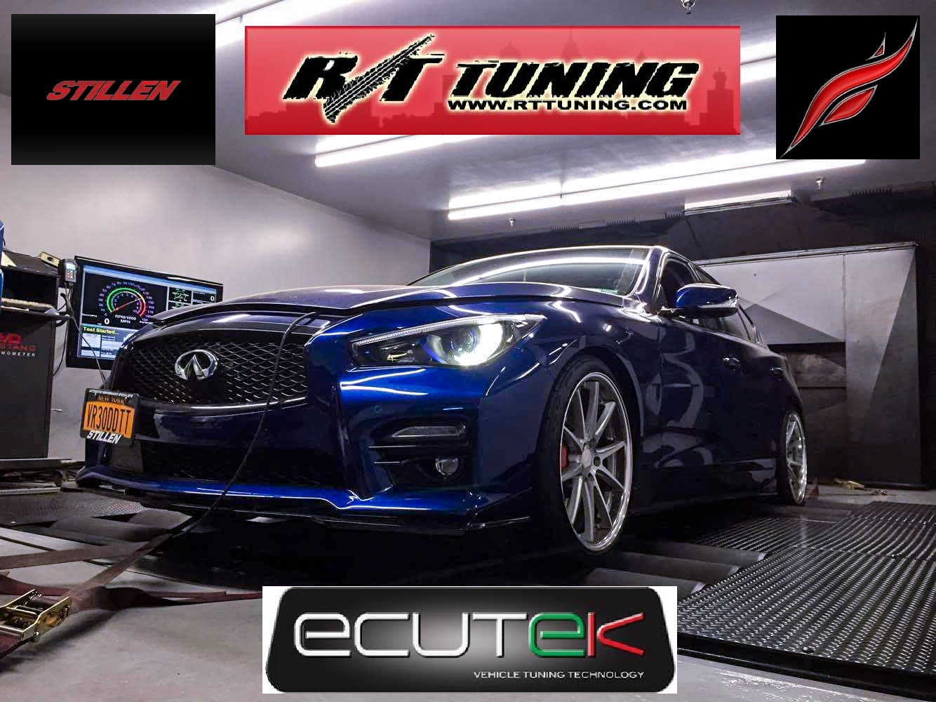 2017 Iridium Blue Infiniti Q50 Silver Sport  picture, mods, upgrades