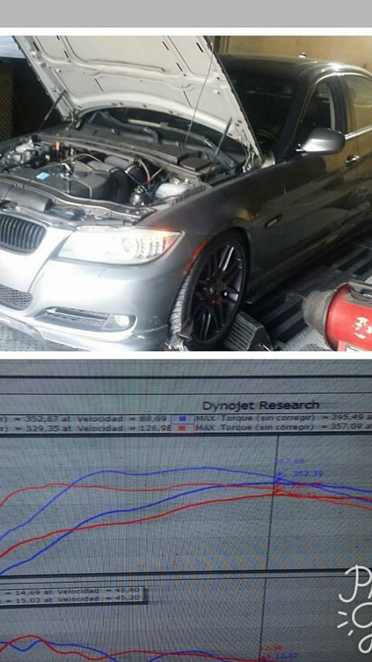 2009  BMW 335i  picture, mods, upgrades