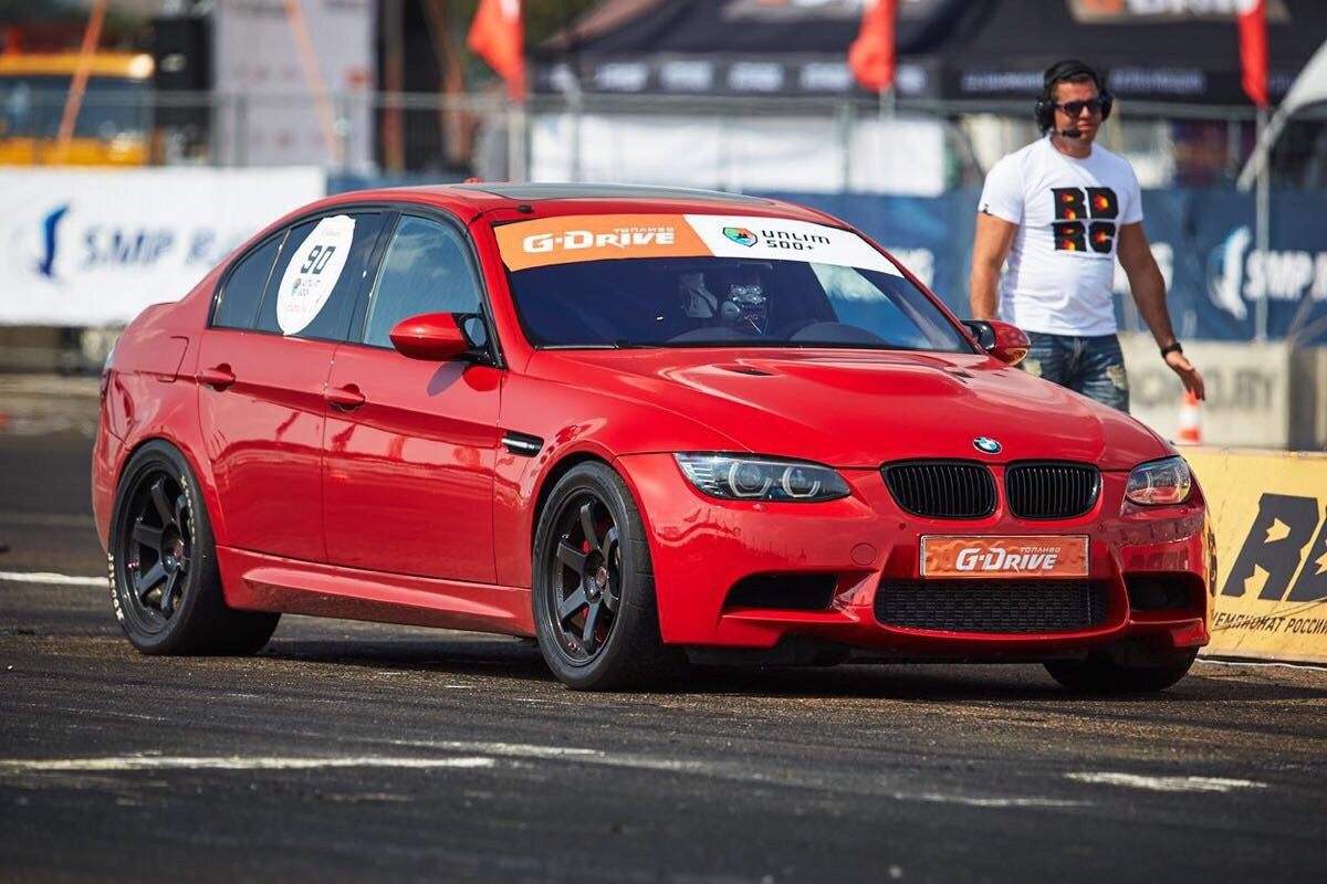 Melbourne Red 2008 BMW M3 E90 Filin Edition Supercharged