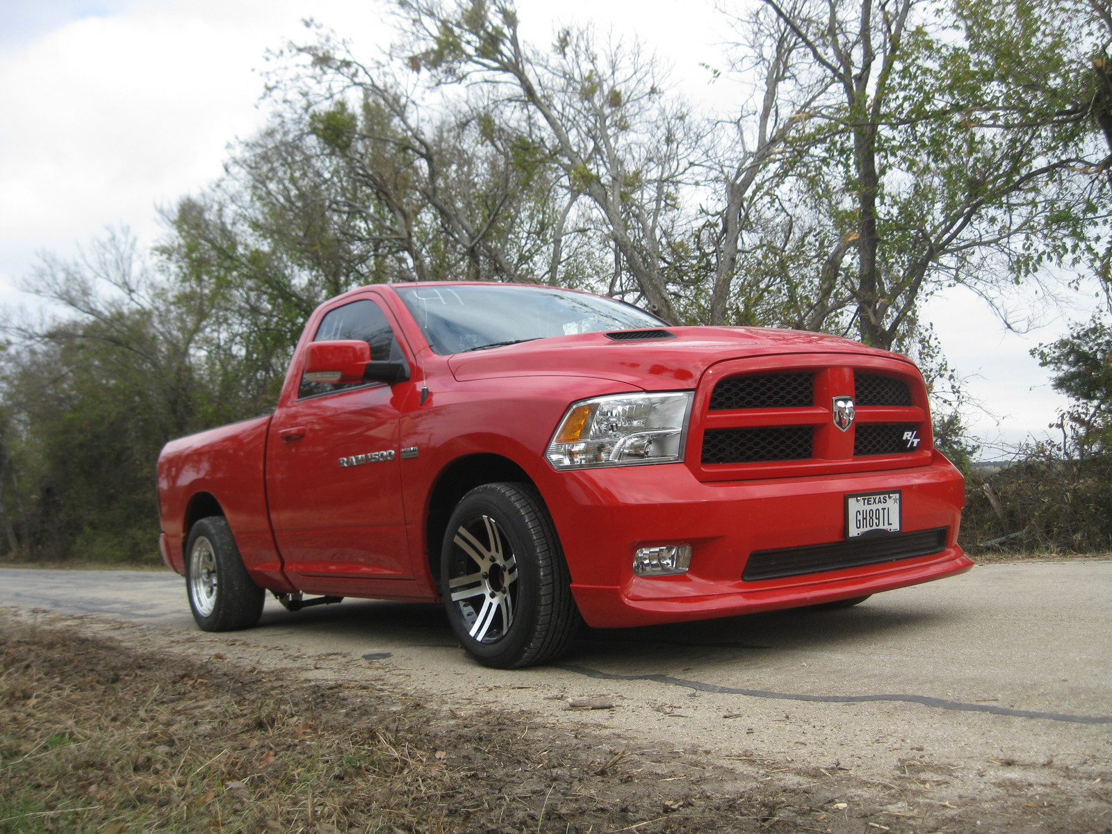 2011 Red Dodge Ram 1500 R/T picture, mods, upgrades
