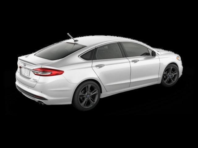 2017  Ford Fusion Sport picture, mods, upgrades