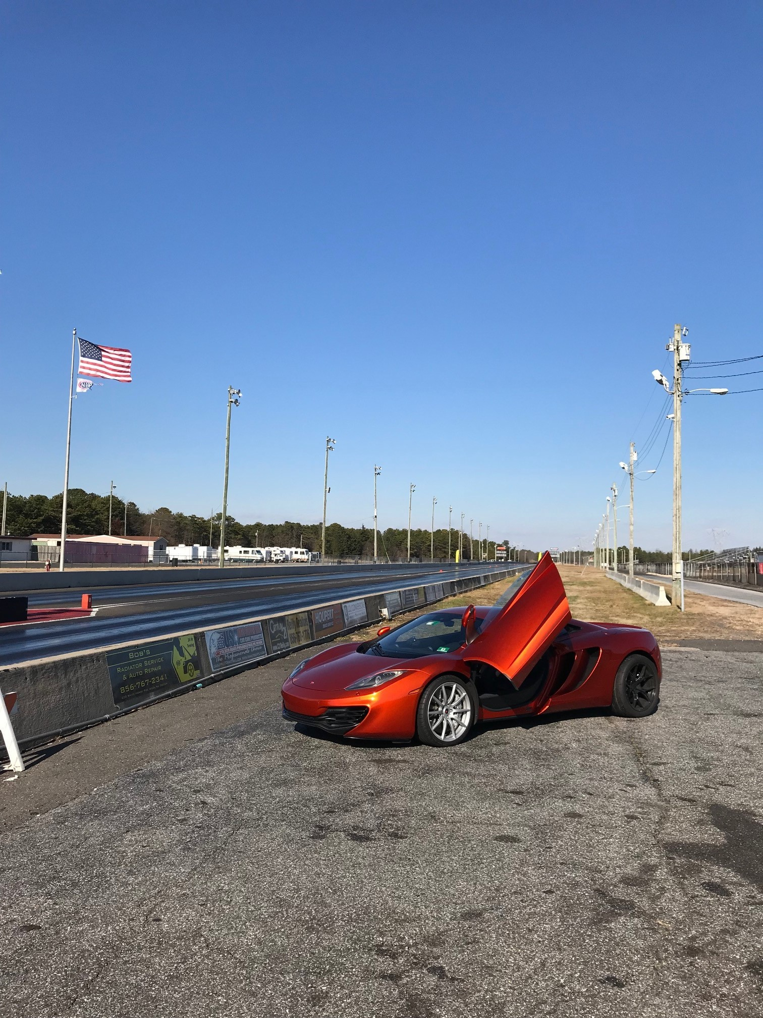 2012  McLaren MP4-12C  picture, mods, upgrades