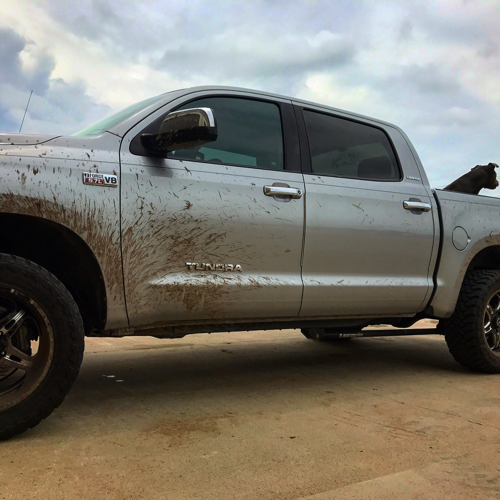 2008  Toyota Tundra  picture, mods, upgrades