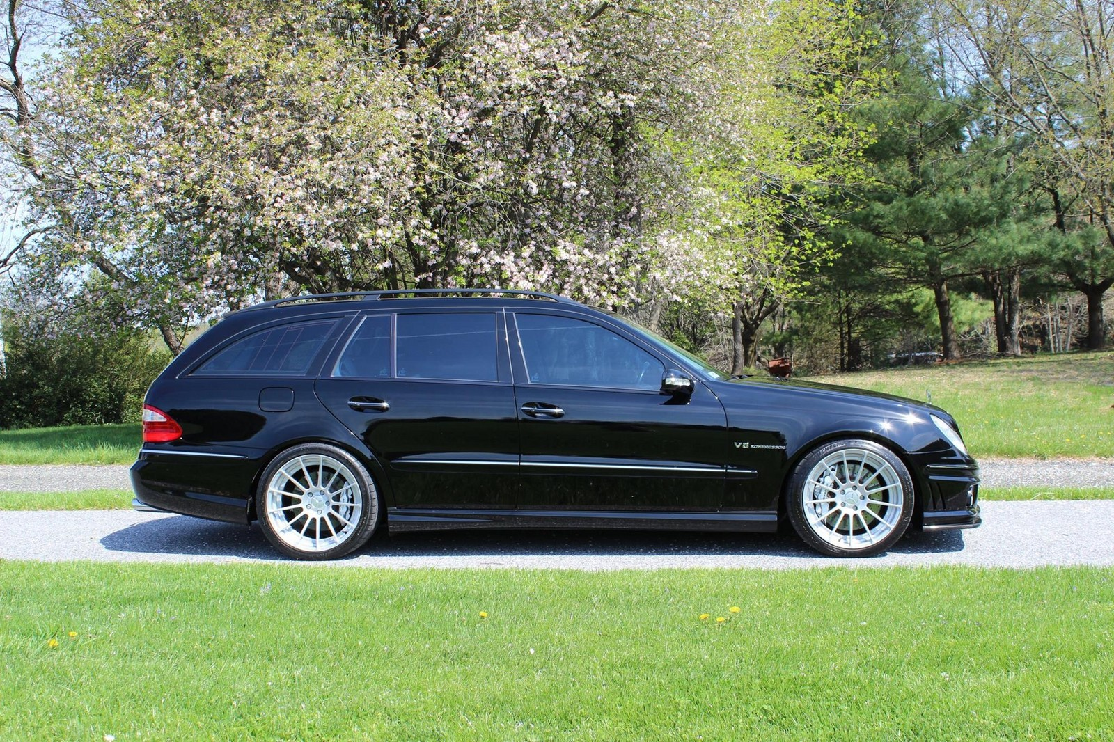 Mercedes Extended Warranty >> 2006 Mercedes-Benz E55 AMG Wagon 1/4 mile trap speeds 0-60 ...