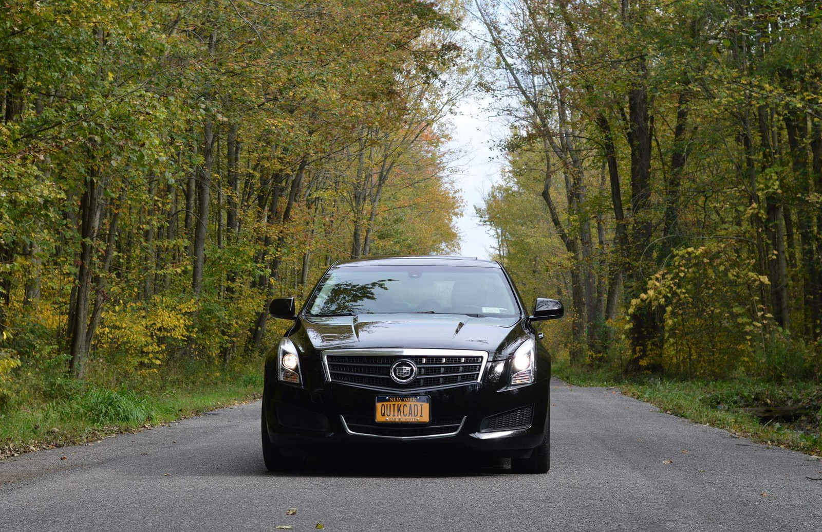 2014  Cadillac ATS AWD picture, mods, upgrades