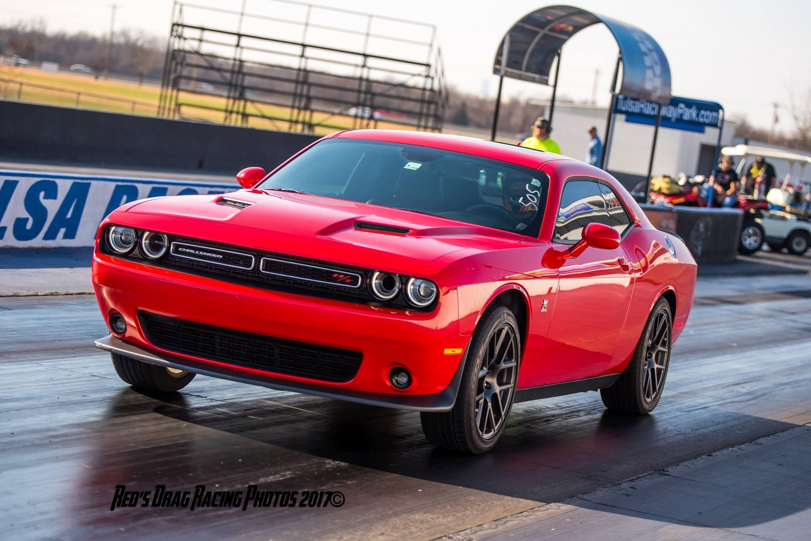 stock 2016 dodge challenger 392 scat pack 1 4 mile drag. Black Bedroom Furniture Sets. Home Design Ideas