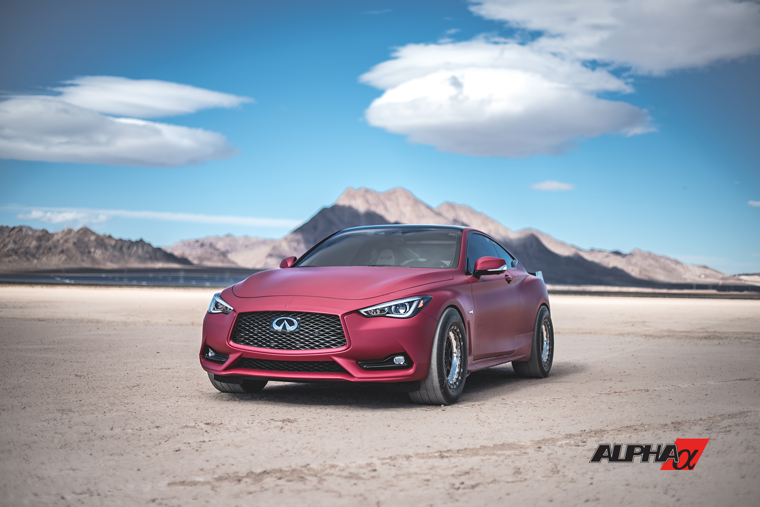 2017 RED Infiniti Q60 Red Alpha picture, mods, upgrades