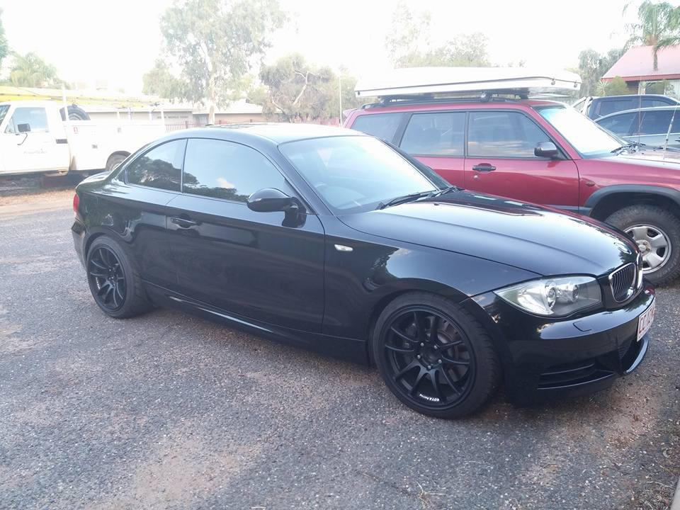2008 Saphire BMW 135i ST AT M picture, mods, upgrades
