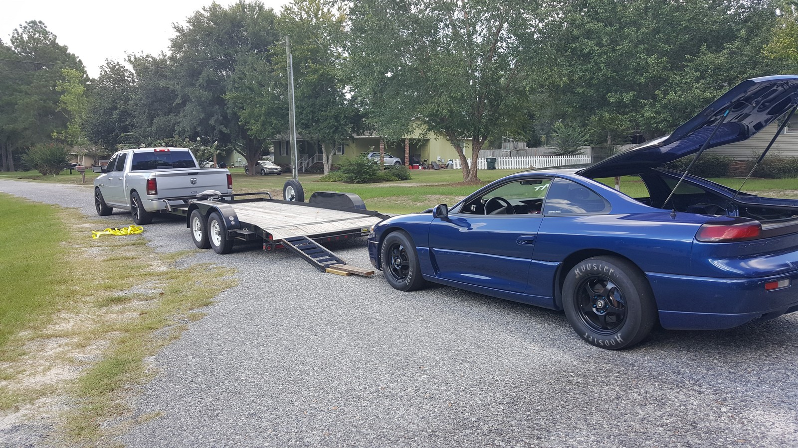 BLUE 1994 Dodge Stealth R/T TT