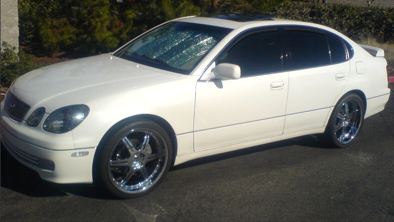 2000  Lexus GS400  picture, mods, upgrades