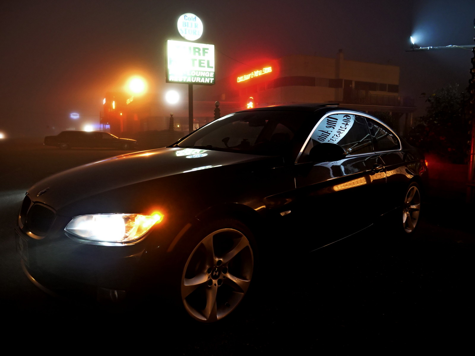2007 Black BMW 335i  picture, mods, upgrades