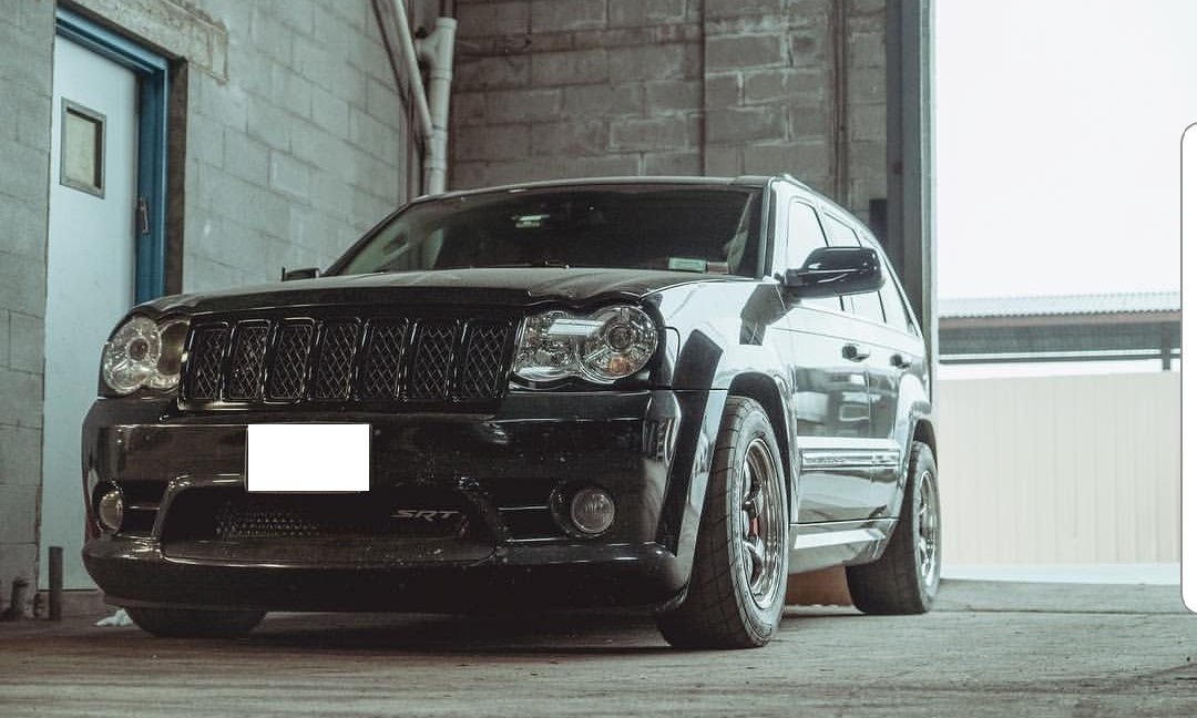 2010 BKL Jeep Cherokee SRT8  picture, mods, upgrades