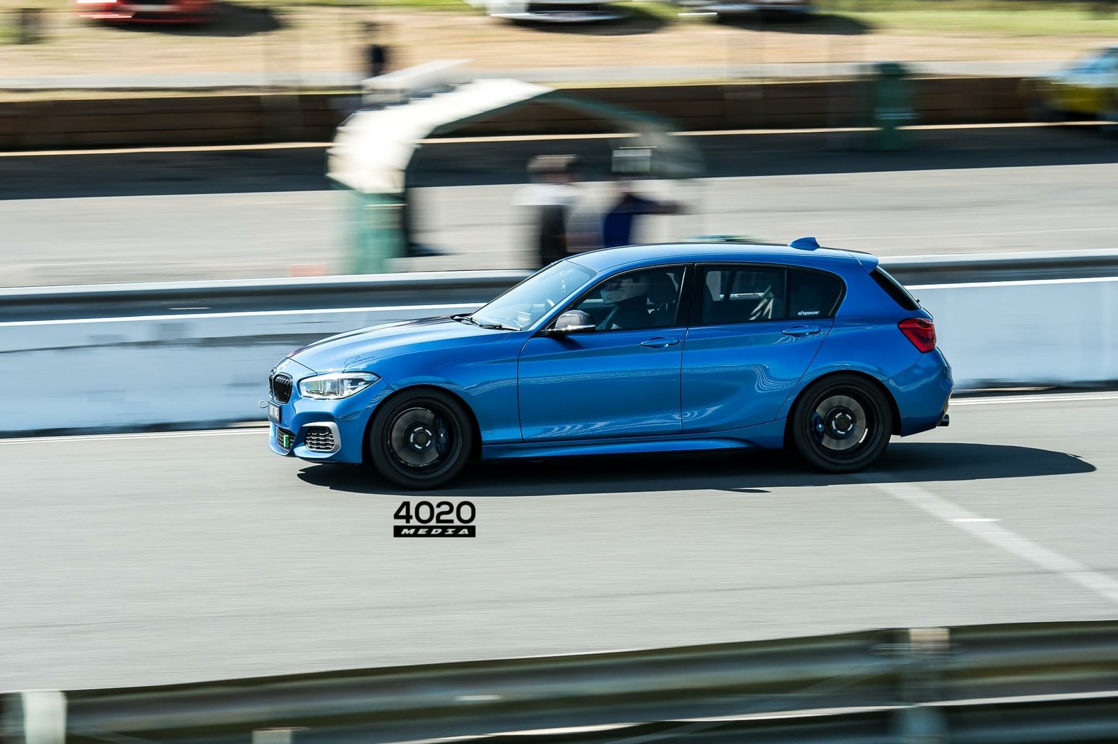 2016 Estoril Blue BMW M135i  picture, mods, upgrades