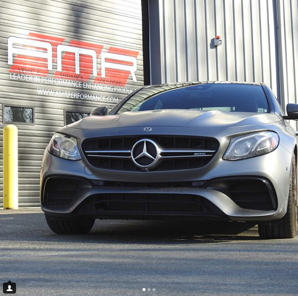 2018  Mercedes-Benz E63 AMG S picture, mods, upgrades