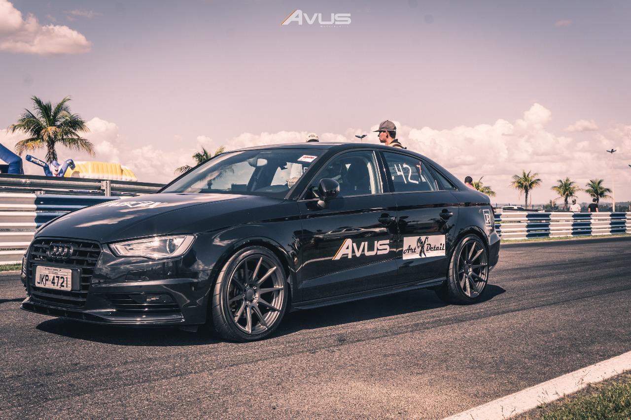 2015 Black Audi A3 1.8 Quattro picture, mods, upgrades