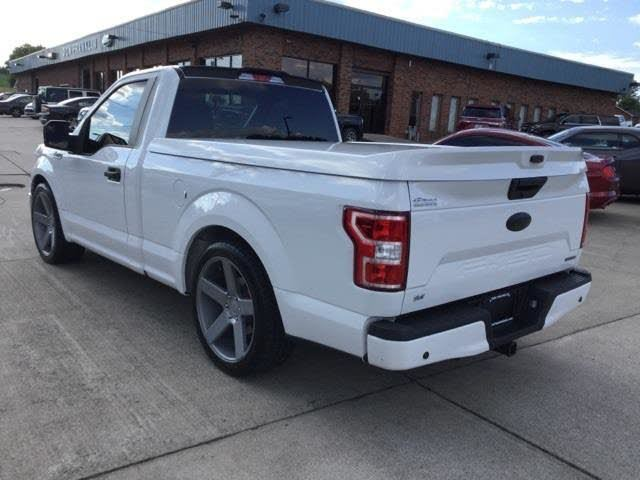 2018 white Ford F150 scsb picture, mods, upgrades