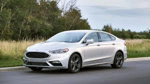 2017 Silver Ford Fusion Sport picture, mods, upgrades