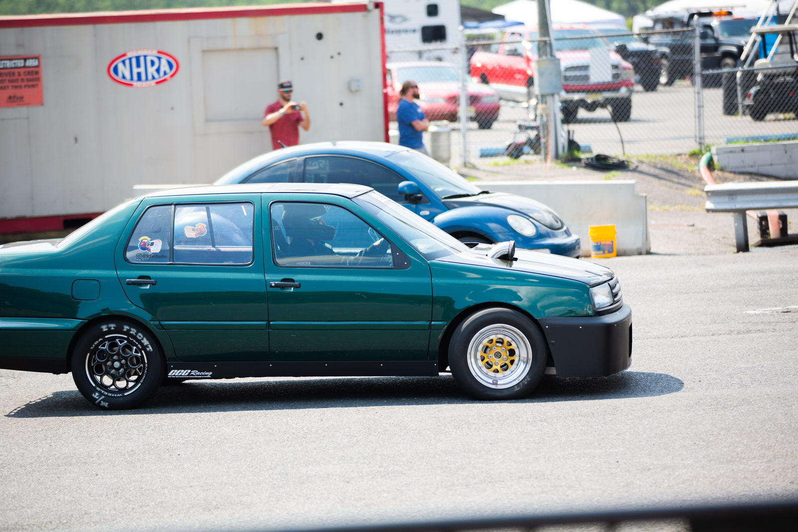 1995 Sequoia green Volkswagen Jetta Glx picture, mods, upgrades