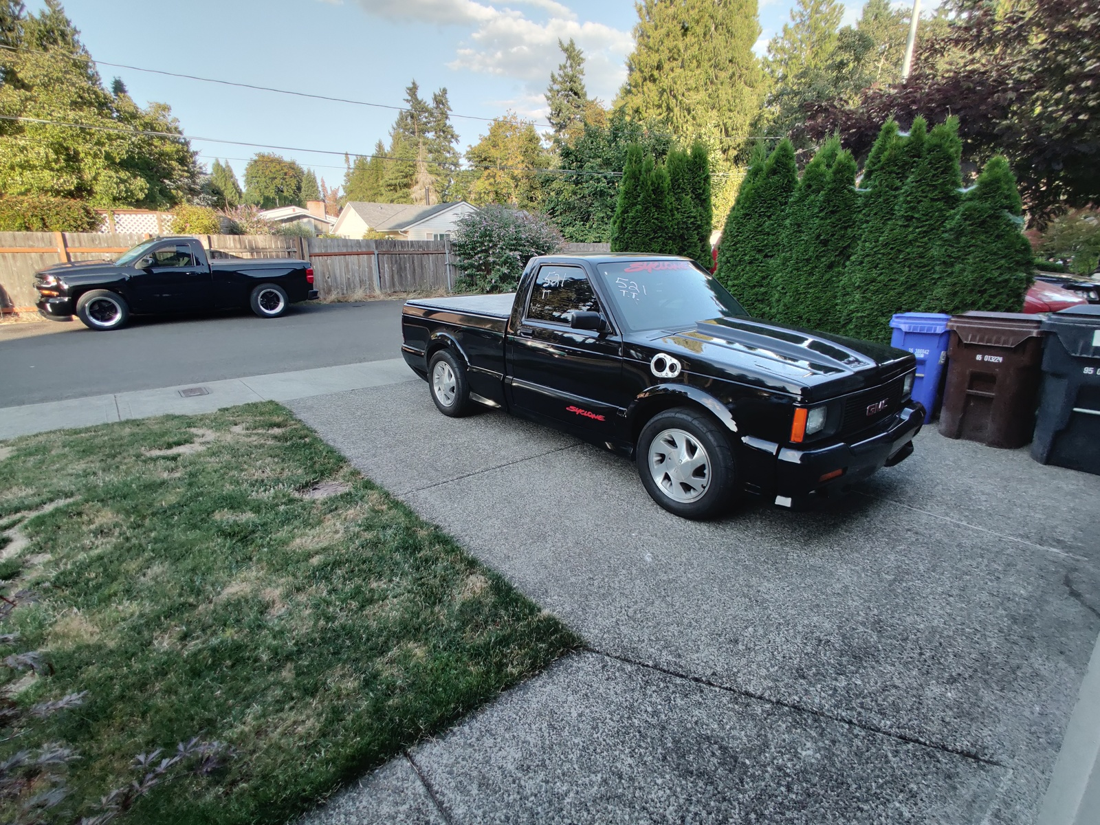 1991  GMC Syclone  picture, mods, upgrades