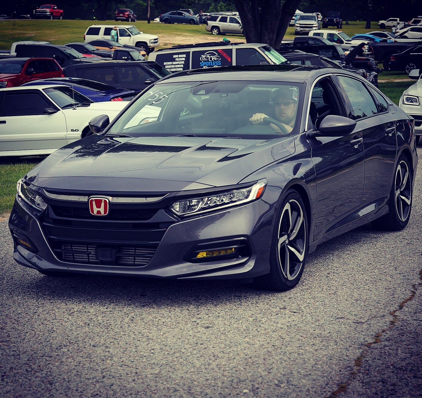 2019  Honda Accord sport 2.0t picture, mods, upgrades