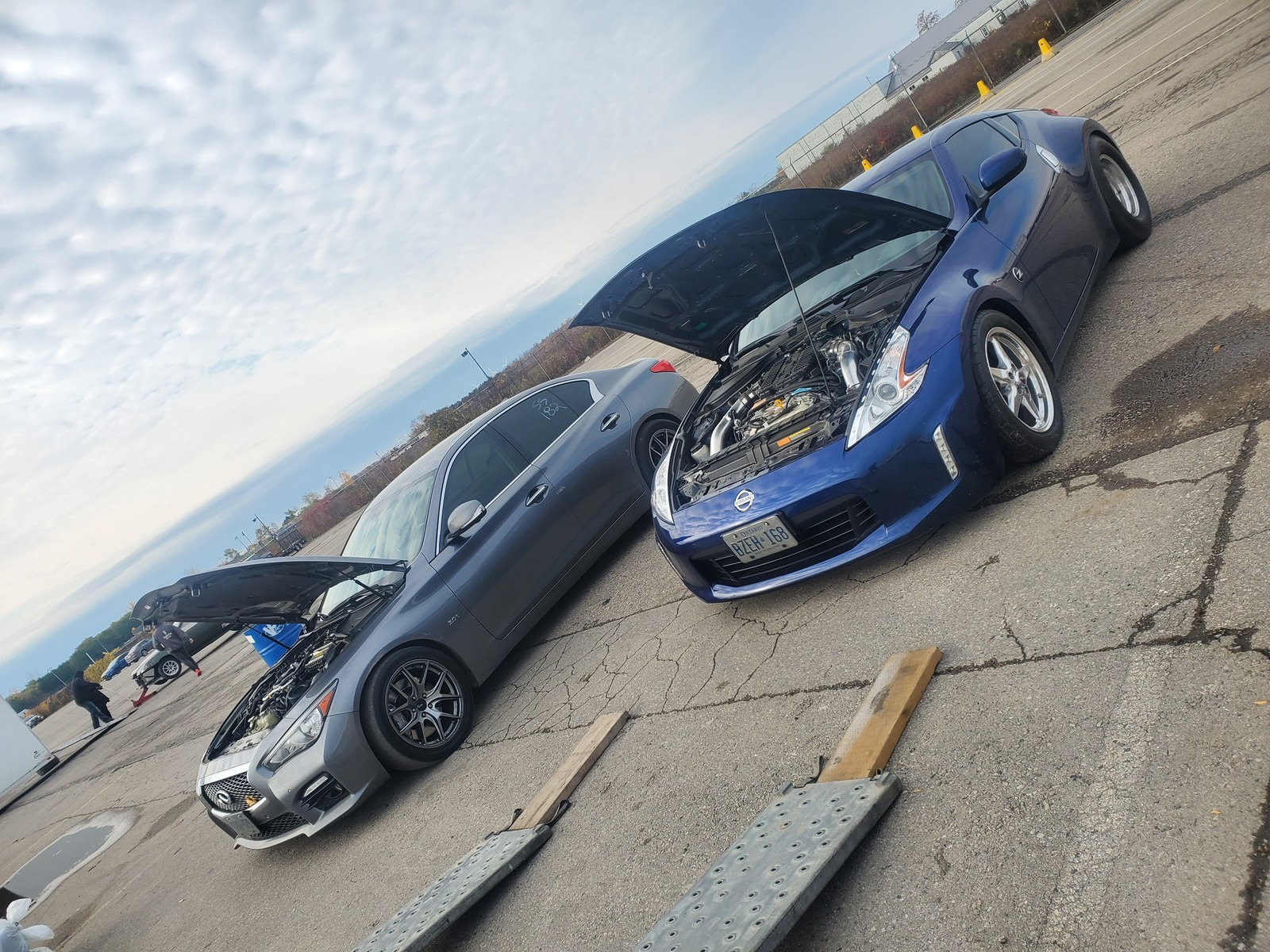 2017 blue Nissan 370Z base picture, mods, upgrades