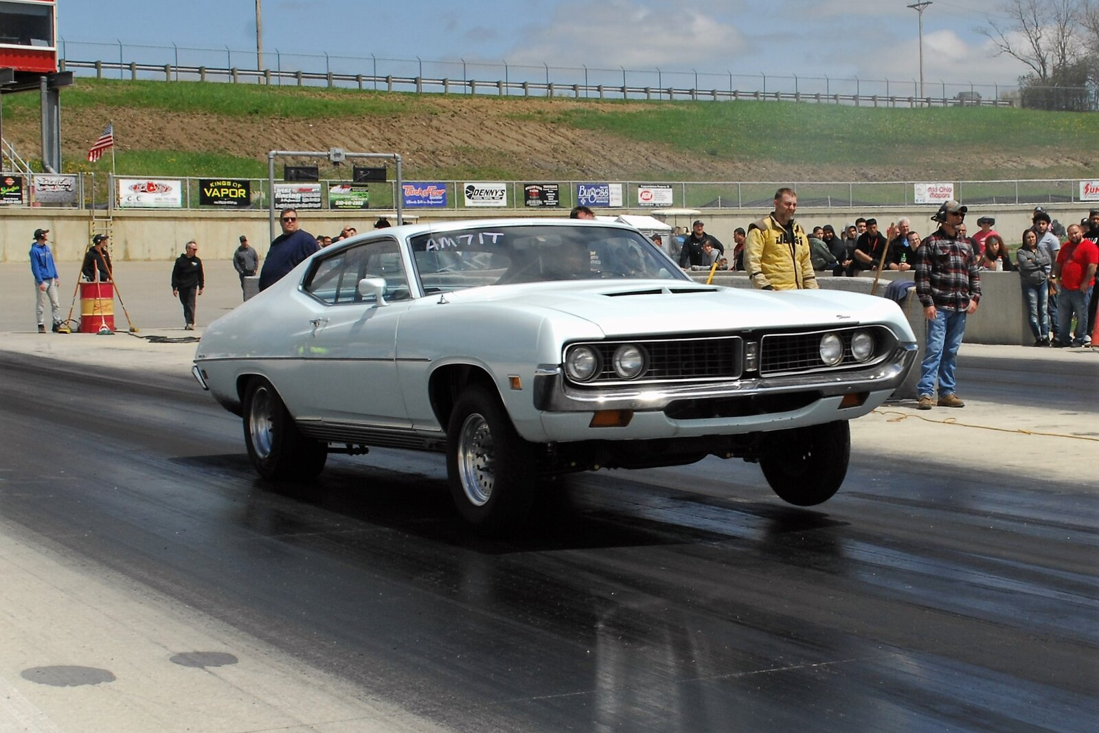 1971 Pastel Blue  Ford Torino Gt picture, mods, upgrades