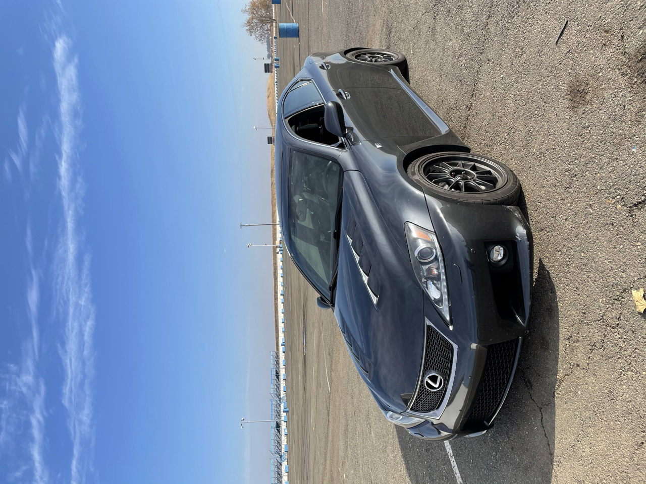 2011 Smoky Granite Mica Lexus IS-F  picture, mods, upgrades