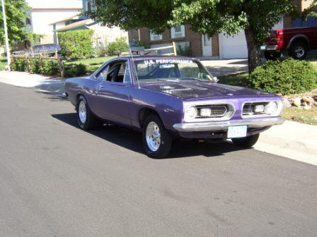 1967 Plymouth Barracuda