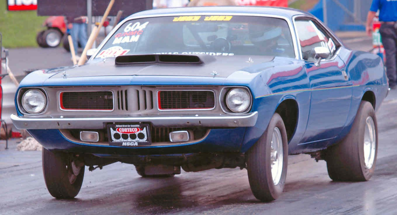 1974 Plymouth Barracuda Coupe