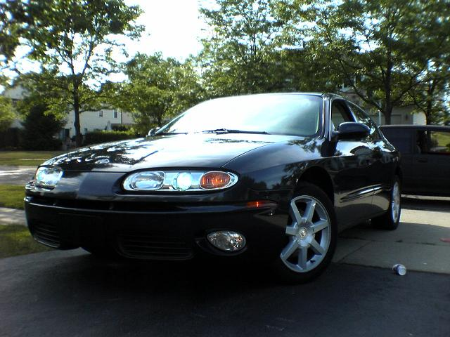 2001  Oldsmobile Aurora 4.0 picture, mods, upgrades